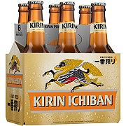 Kirin Ichiban 12 oz Bottles