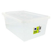 Kis Shirt Box Clear With Lid