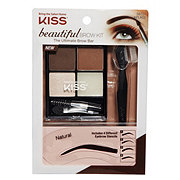 Kiss Ever EZ Beautiful Brow Kit