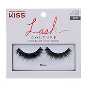 15fa65afd2e Kiss Lash Couture Faux Mink Collection Pitch. Select options for price.  Rating is 0 stars out of 5 stars
