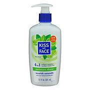 Kiss My Face 4-in-1 Key Lime Moisture Shave