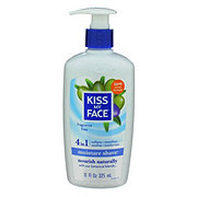 Kiss My Face 4-in1 Fragrance Free Moisture Shave