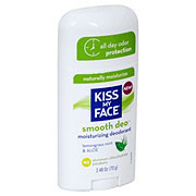 Kiss My Face Deodorant Lemongrass Mint And Aloe