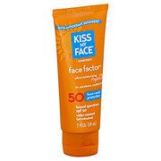 Kiss My Face Face Factor SPF 50