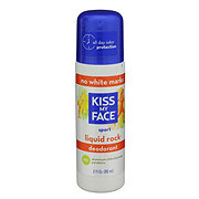 Kiss My Face Liquid Rock Sport Deodorant