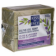 Kiss My Face Olive Oil And Lavender Soap Bar