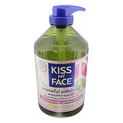 Kiss My Face Peaceful Patchouli Bath & Body Wash