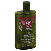 Kiss My Face Peaceful Patchouli Harmonizing Bath and Shower Gel