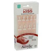 Kiss Salon Acrylic French Kit Pet Peeve
