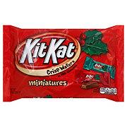 Kit Kat Christmas Miniatures Bag