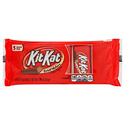 Kit Kat Crisp Wafers In Milk Chocolate Snack Size