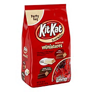 Kit Kat Miniatures Assorted Crisp Wafers Candy Bars Party Bag
