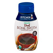 Kitchen Accomplice Organic Beef Bone Broth Concentrate