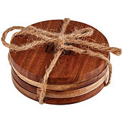 Kitchen & Table Acacia Coasters