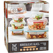 Kitchen & Table Borosil Boxed Set