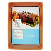 Kitchen & Table Copper Bake & Roast Pan
