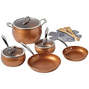 Kitchen & Table Copper Cookware Set