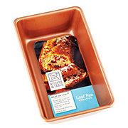 Kitchen & Table Copper Large Loaf Pan