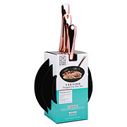 Kitchen & Table Fry Pan Copper Handle
