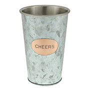 Kitchen & Table Galvanized Pint Cup