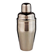 Kitchen & Table Gunmetal Cocktail Shaker