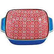 Kitchen & Table Red Diamond Square Baker