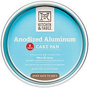 Kitchen & Table Round Pan Anodized Alum
