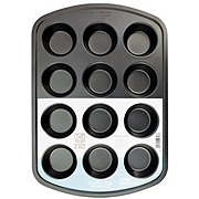 Kitchen and Table 12 Cup Muffin Pan
