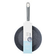 Kitchen and Table Forged Fry Pan, Metallic Collection Gray