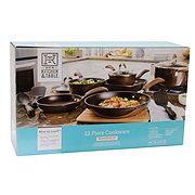 Kitchen and Table QuanTanium Cookware Set,