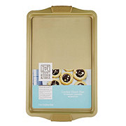 Kitchen and Table Titanium Ceramic Gold Cookie Sheet