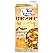 Kitchen Basics Organic Free-Range Chicken Stock