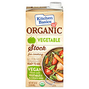 Kitchen Basics Organic Vegetable Stock