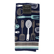 Kitchen Shop Kitchen Towel Utensil Blue