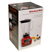 KitchenAid Classic 5-Speed Blender, Red