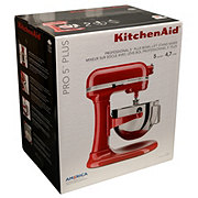 Kitchenaid Professional 5 Plus Bowl Lift Stand Mixer Red Shop