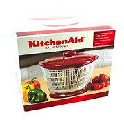 KitchenAid Red Salad Spinner ‑ Shop Utensils & Gadgets at H‑E‑B
