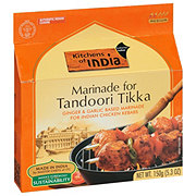 Kitchens of India Tandoori Tikki Marinade