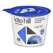 Kite Hill Blueberry Almond Milk Yogurt