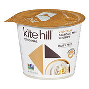 Kite Hill Vanilla Almond Milk Yogurt