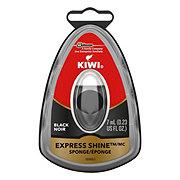 Kiwi Express Shine Instant Shine Sponge Black