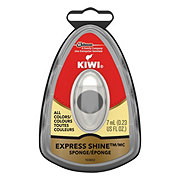 Kiwi Express Shine Instant Shine Sponge Neutral Clear