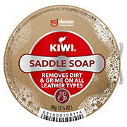 Kiwi Leather Outdoor Saddle Soap