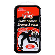 Kiwi Leather Shine Sponge For All Colors