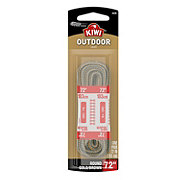 Kiwi Outdoor Round Laces, Gold/Brown, 72 in