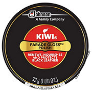 Kiwi Parade Gloss Black Shoe Polish