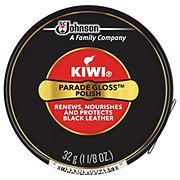 Kiwi Parade Gloss Black Shoe Polish