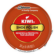 Kiwi Tan Shoe Polish