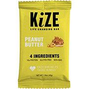 Kize Kize Raw Energy Bar Peanu Butter