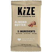 Kize Raw Energy Bar Almond Butter
